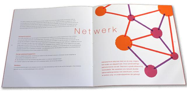 Adelante strategisch beleidsplan 2012-2016 Netwerk