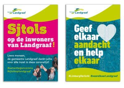 Gemeente Landgraaf posters