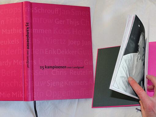 Landgraaf25 boek