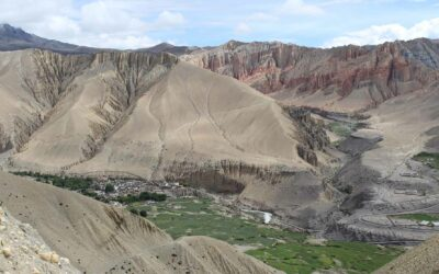 Ont­dek­king van 'the hidden king­dom' Upper Mustang