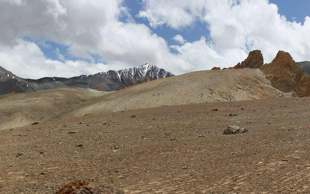 Weer met frisse ogen aan het werk na Ladakh