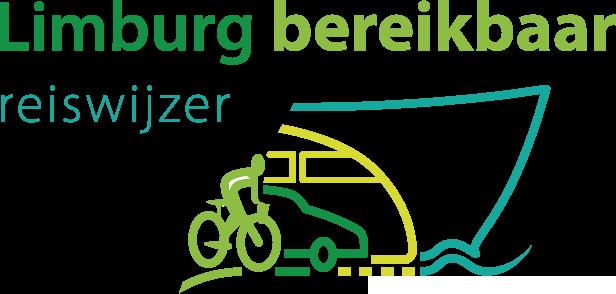 Provincie logo Limburg bereikbaar