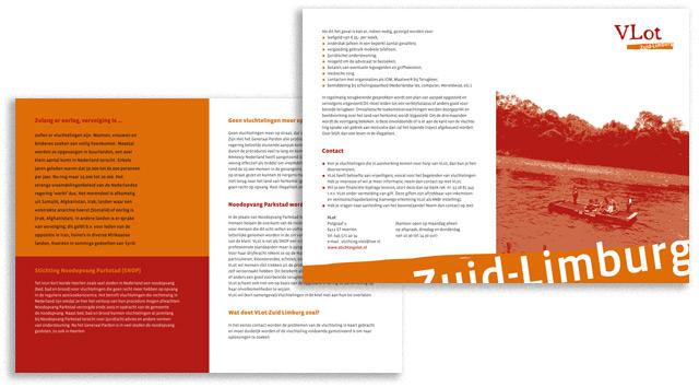 Stichting VLot-folder
