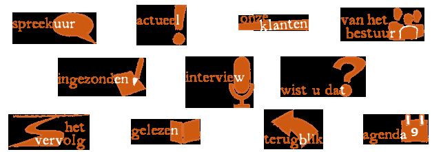 Stichting VLot pictogrammen