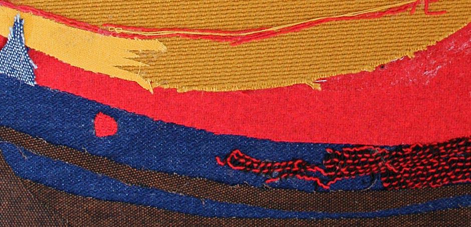 panorama Nangma Ladakh