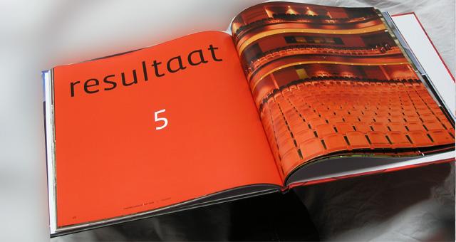 Heerlen boek revitalisering theater - spread binnenwerk