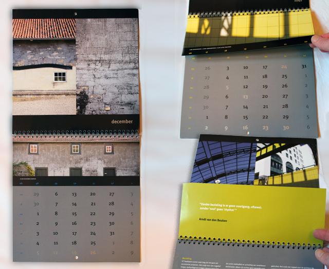 systeem Mediaan kalender 2010